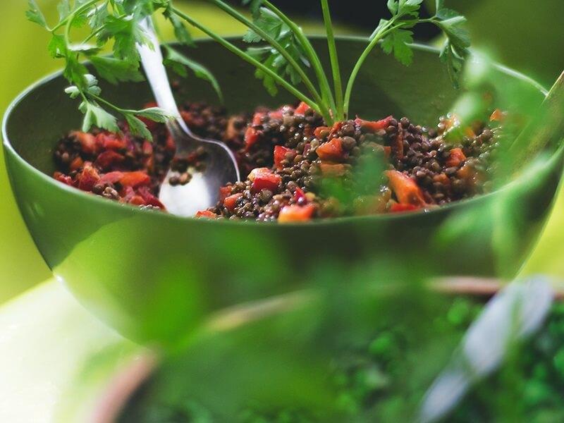 Czarna soczewica - rarytas spożywczy dla każdego