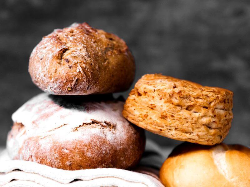 Bułki bezglutenowe - Dlaczego bułki bez glutenu mogą być zdrowsze od tradycyjnego pieczywa