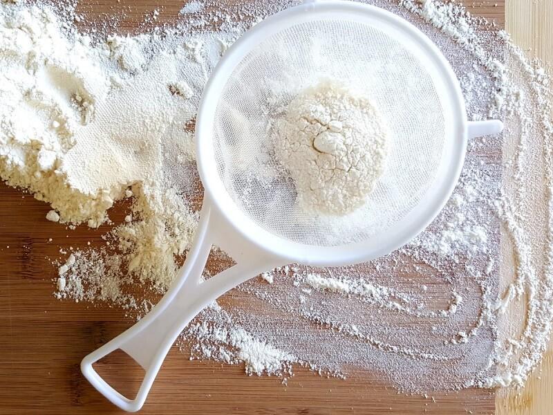 Mąka z kasztanów jadalnych - właściwości i zastosowanie