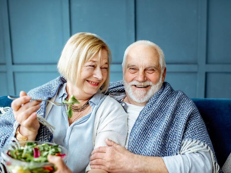 5 złotych zasad diety dla seniora