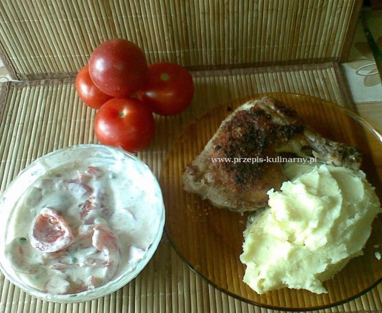 Szybki I Prosty Obiad Z Udka Kurczaka Pyszny Przepis Na Przepis
