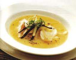 Wigilijna zupa rybna