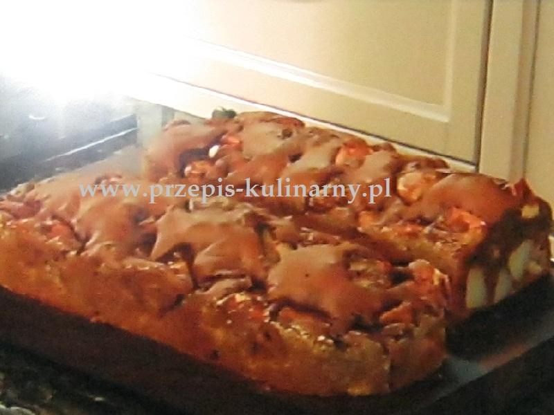 Placek jab�kowo-gruszkowy
