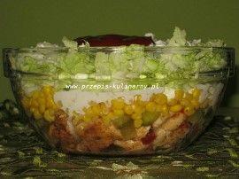 przepisy na domowe sałatki